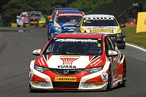 BTCC Preview Drivers and teams prepare for the ovals of Rockingham