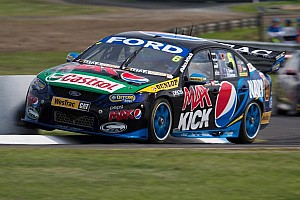 Supercars Qualifying report Davison looking for luck at Sandown 500