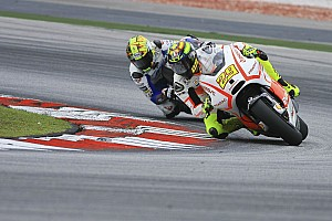 MotoGP Race report Disappointment for Iannone at Misano