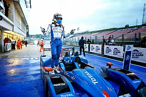 European Le Mans Race report Superb victory for Alpine and Panciatici on the 3 Hours of Hungaroring