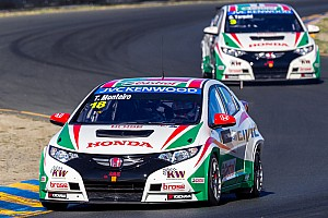 WTCC Preview Honda drivers hope for good results in home race at Suzuka