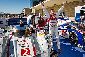 WEC Race report Kristensen, Duval and McNish winners for Audi in series race debut at COTA