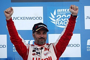 WTCC Interview Yvan Muller talks about the 2013 driver's championship that he won