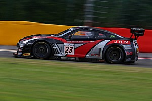 Blancpain Endurance Race report Fifth in class brings successful BES to a close for JRM Racing in Germany