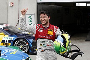 DTM Preview Audi driver Rockenfeller reaches for title at Zandvoort