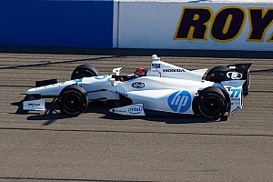 IndyCar Commentary First Honda twin-turbo track test at Fontana
