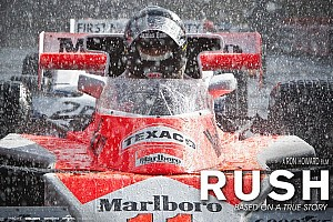 Formula 1 Commentary Go see Rush