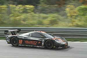 Grand-Am Race report Max Angelelli and Jordan Taylor win finale at Lime Rock Park