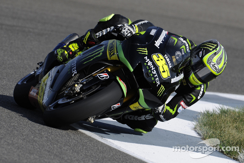 Crutchlow and Smith take valuable points at Motorland Aragon