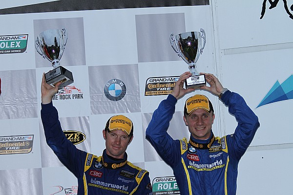 Grand-Am BimmerWorld makes an extraordinary CTSCC  ST season finish at Lime Rock