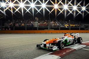 Formula 1 Preview Sahara Force India gets set for the Korean Grand Prix