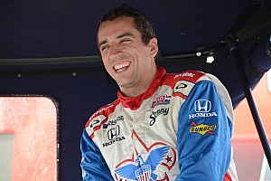 IndyCar Preview Justin Wilson returns to IndyCar for Houston doubleheader