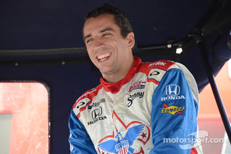 Justin Wilson returns to IndyCar for Houston doubleheader