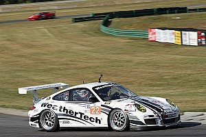 ALMS Preview MacNeil and Bleekemolen take ALMS GTC lead to VIR
