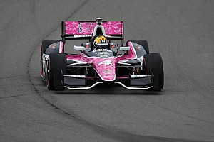 IndyCar Practice report Panther kicks off Pennzoil Grand Prix of Houston with Friday practice