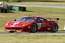 Risi claim front row GT qualifying spot at VIR