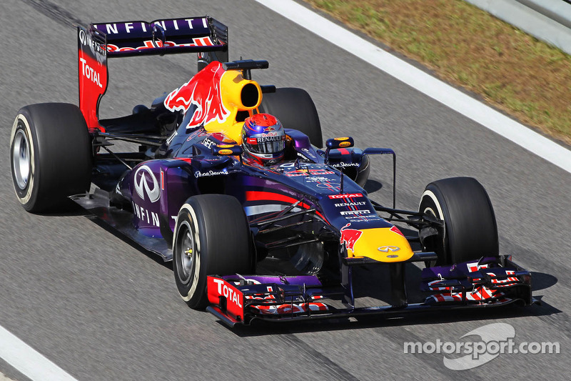 Pole position for Infiniti Red Bull Racing by Vettel at Korea 06bb997512f61