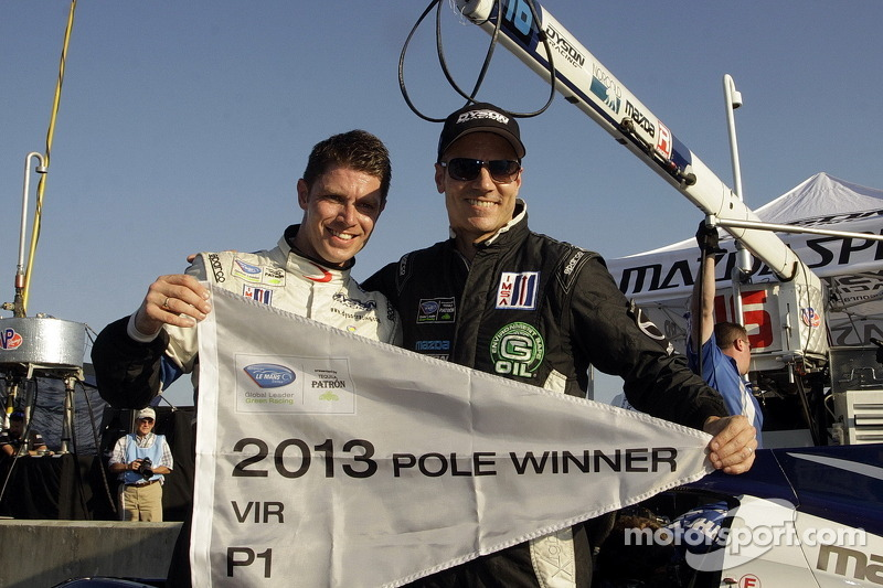 2011 Champion signs-off from Series with 35th career top-three result at VIR