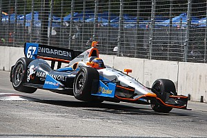 IndyCar Race report Newgarden places 13th in Part 2 at Grand Prix of Houston