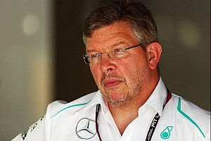 Formula 1 Commentary Brawn not ruling out sabbatical