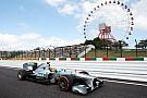 Hamilton on top at Suzuka in morning practice