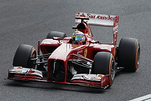 Formula 1 Qualifying report Rows three and four for the Scuderia in Japanese GP