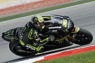 Crutchlow storms to sensational Sepang front row