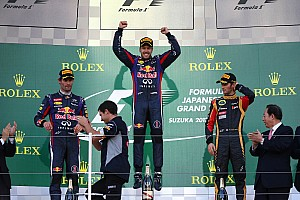 Formula 1 Press conference 2013 Japanese Grand Prix – Post Race Press Conference