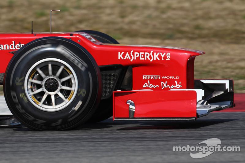 Ferrari's de la Rosa admits 2014 car 'ugly' rumours