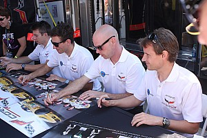 ALMS Preview Corvette Racing at Petit Le Mans: One more title to go