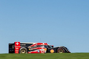 ALMS Testing report Rebellion returns to top Petit Le Mans test