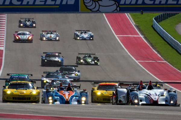 Racing milestone: Petit Le Mans final ALMS event