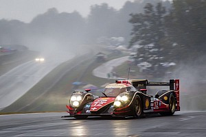 ALMS Practice report Jani sets fastest lap at night in opening Petit Le Mans practice