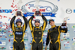 ALMS Race report Rebellion Racing repeats at Petit Le Mans, captures ALMS finale