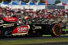 Lotus F1 Team heads to India for another podium