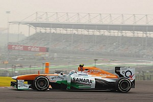 Formula 1 Analysis Sutil fears 'children' on 2014 grid