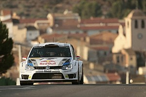 WRC Leg report Latvala leads leg 2 but Sordo holds aces