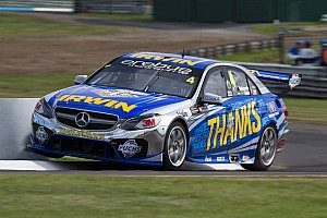 Supercars Race report IRWIN Racing posts a high-five on the Gold Coast