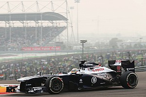 Formula 1 Preview Williams F1 drivers ready for sunset race at Yas Marina
