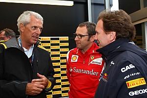 Formula 1 Breaking news Alonso's Pirelli criticism 'very nervous' - chairman
