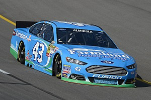NASCAR Cup Preview Almirola looks to end season with momentum starting at Phoenix