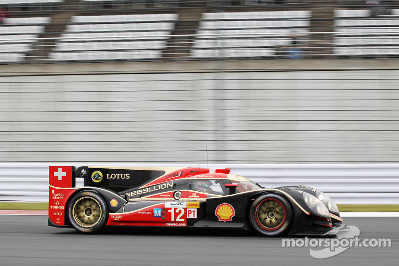 REBELLION Racing 4th at the 6 Hours of Shanghai