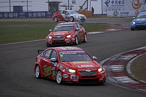 WTCC Preview All or nothing for MacDowall in Macau grand finale