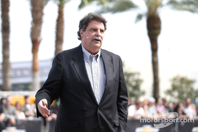 In milestone year, NASCAR President Mike Helton says Chase has delivered