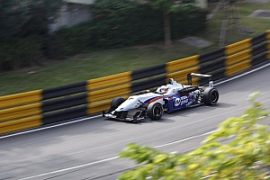 F3 Qualifying report Mücke Motorsport in first start row with Felix Rosenqvist at the Macau Grand Prix