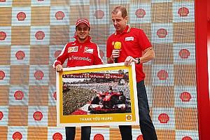 Formula 1 Breaking news Thank you Felipe - video