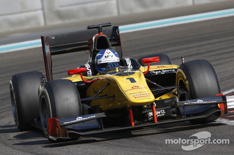 DAMS determined to reconquer the 2014 titles with Palmer and Richelmi