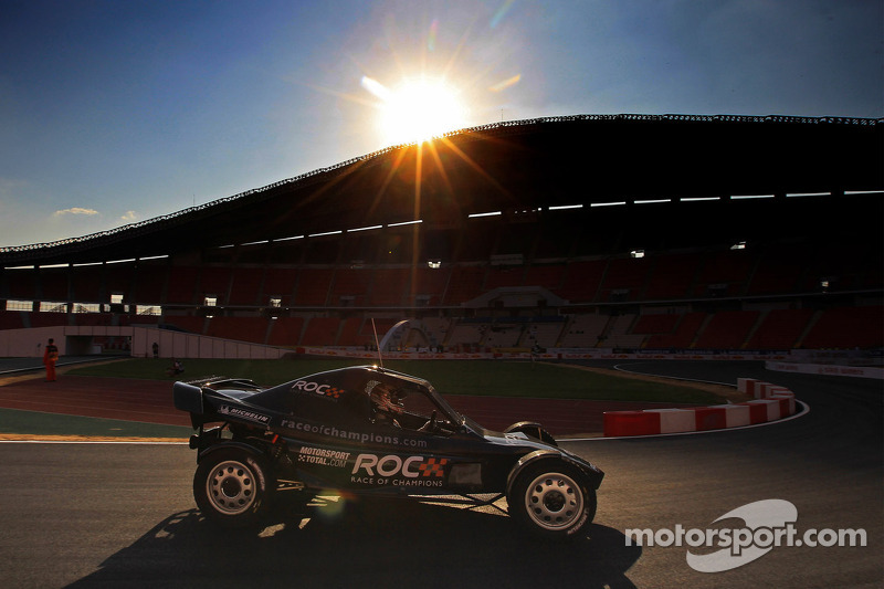 2013 Race of Champions event cancelled