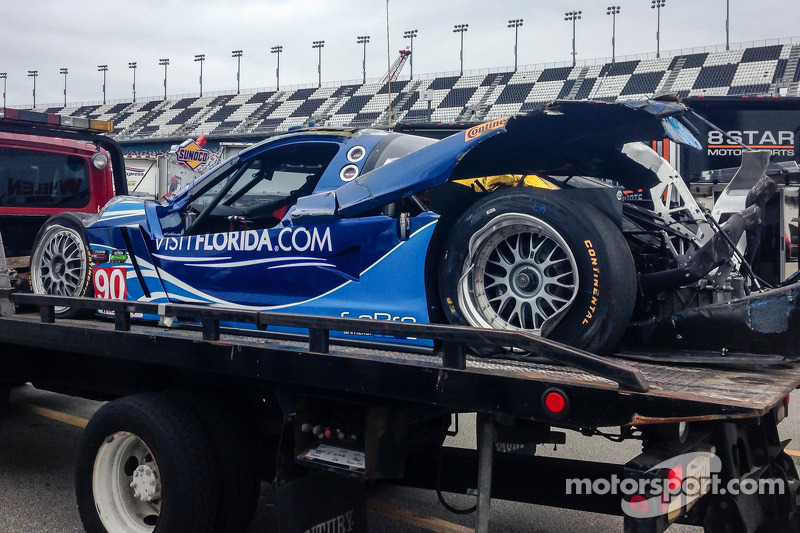 Quick response from Coyote yields new DP for Spirit of Daytona Racing