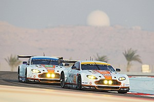 WEC Race report Aston Martin's Campbell-Walter and Hall become world champions in Bahrain